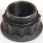 Axle-nuts-car